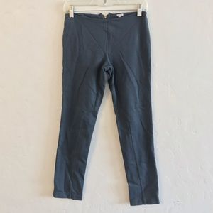 J. Crew Gray Thick Knit Pointe Pants Size 2